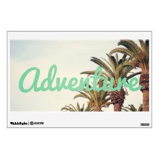 Adventure Wall Cling Wall Sticker
