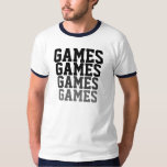 Adventureland Games t-shirt