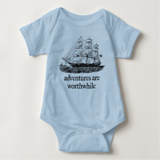 Adventures Are Worthwhile Shirts