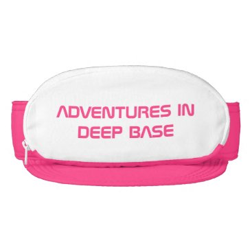 Beach Themed Adventures in Deep Base Visor