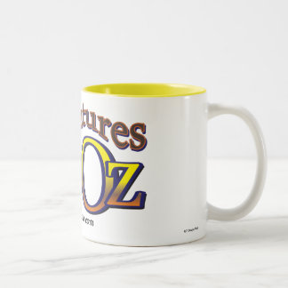 Adventures in Oz - 11-Ounce Coffee Mug