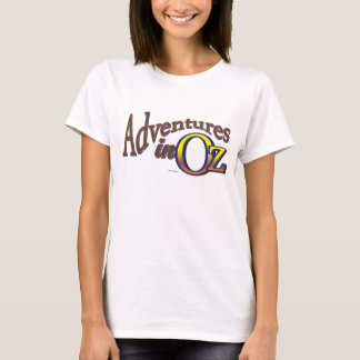 Adventures in Oz - Ladies' Babydoll T-Shirt