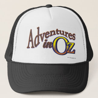 Adventures in Oz logo cap