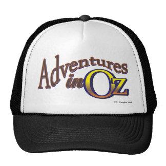 Adventures in Oz logo cap Trucker Hat