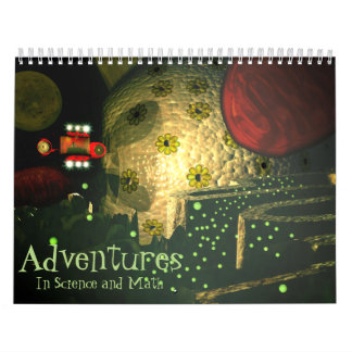 Adventures in Science and Math Calendar