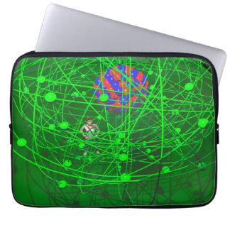 Adventures in Science Laptop Sleeves