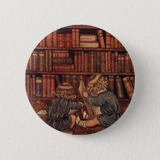 Adventures in the Library Button