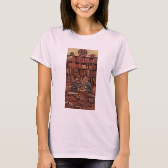 Adventures in the Library T-Shirt