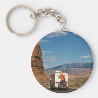 Adventures in Utah Keychain