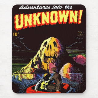 Adventures into the Unknown 2 Mouse Pad