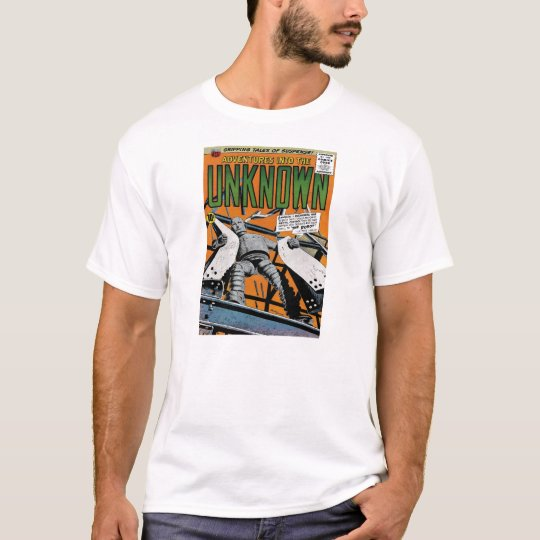 Adventures into the Unknown #67 T-Shirt