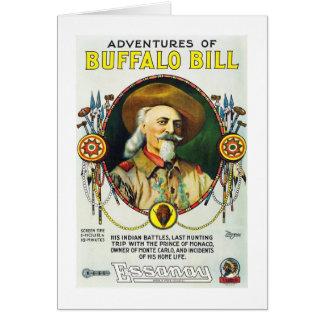 Adventures of Buffalo Bill Card