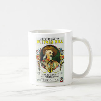 Adventures of Buffalo Bill Coffee Mug