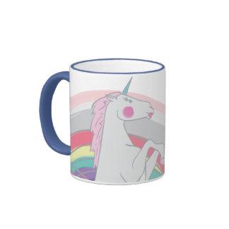 Adventures of Pantone & Cmyk Mug Blue