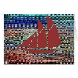 Adventures of Sindbad - Sail in Wonderland Card