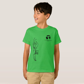 Adventures Outside Summer Camp Tshirt 2016