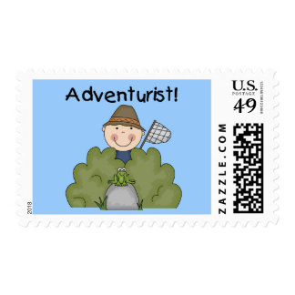 ADVENTURIST Tshirts and Gifts Postage