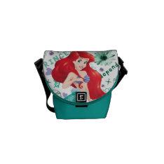 Adventurous Ariel Messenger Bag at Zazzle