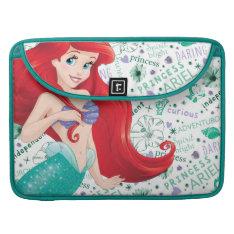 Adventurous Ariel Sleeve For Macbook Pro at Zazzle