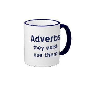 Adverbs Exist Mug