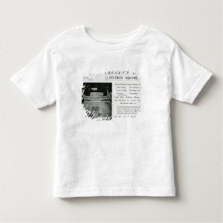 Adverisement for the Omega Workshops Ltd Toddler T-shirt