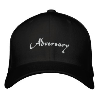 Adversary Embroidered Baseball Hat