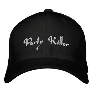 Adversary Embroidered Baseball Hat