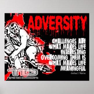 adversity posters