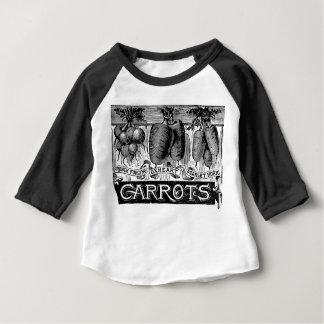 Advert 4 vintage carrots infant t-shirt