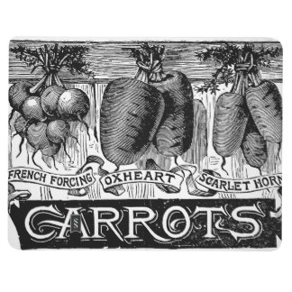 Advert 4 vintage carrots journal