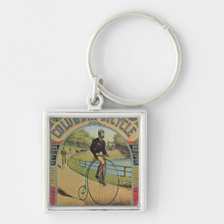 Advert for the Columbia Bicycle Keychain
