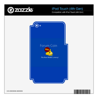 Advertees Electronic Accesories iPod Touch 4G Skin