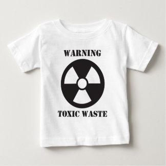 Advertencia - basura tóxica poleras