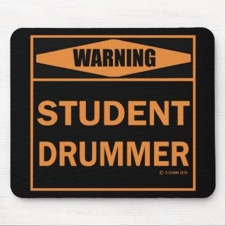 ¡Advertencia! ¡Batería del estudiante! Tapetes De Raton