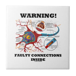 ¡Advertencia! Conexiones culpables dentro de la si Azulejo Ceramica
