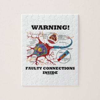 ¡Advertencia! Conexiones culpables dentro de la si Puzzles