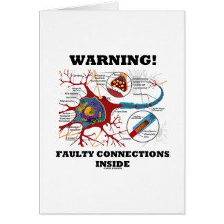 ¡Advertencia! Conexiones culpables dentro de la si Felicitacion