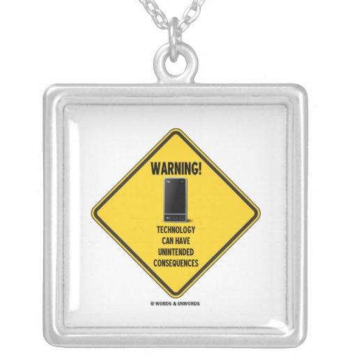 ¡Advertencia! Consecuencias involuntarias de la te Grimpola Personalizada
