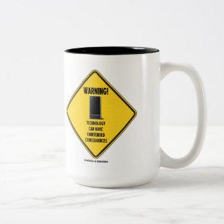 ¡Advertencia! Consecuencias involuntarias de la te Taza