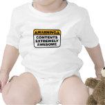 ¡Advertencia! Contenido extremadamente Trajes De Bebé