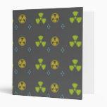 Advertencia de la radiación