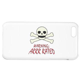 Advertencia del pirata - Arrr clasificado