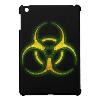Advertencia del zombi del Biohazard iPad Mini Carcasas