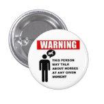 ¡Advertencia! ¡Esta persona puede hablar del botón Pins
