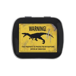 ¡Advertencia! Esta propiedad es protegida por los Jarrones De Dulces