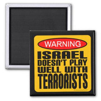 Advertencia: Israel no juega bien con los terroris Imán Cuadrado