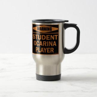 ¡Advertencia! ¡Jugador de Ocarina del estudiante! Taza De Viaje