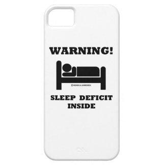 ¡Advertencia! Muestra del humor del sueño del Funda Para iPhone SE/5/5s