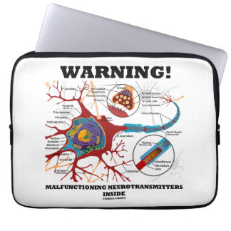 ¡Advertencia! Neurotransmisores que funcionan Mangas Portátiles