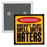 Advertencia: No juega bien con los enemigos Pins